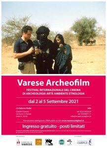 Varese Archeofilm Festival Internazionale del Cinema di archeologia organizzato a due passi dall'Hotel Europa Varese